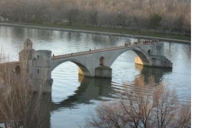 Le Festival d'Avignon (66 ème édition) pont
