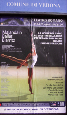 Ballet Malandain  photo