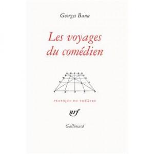 Les voyages du comédien dans analyse de livre 9782070138838-300x300
