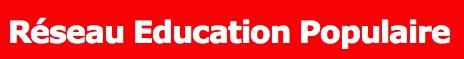 Le Réseau Education Populaire, (REP), séminaire logo-ep