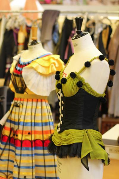 Les secrets du Palais Garnier dans actualites atelier