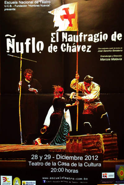 Festival de Teatro Memoria de Santa Cruz photo