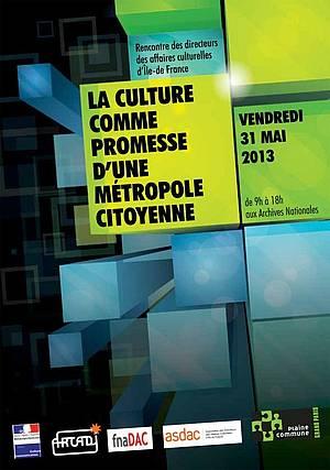 La culture comme promesse d'une métropole citoyenne 62a87f3882