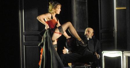 Le Dindon de Feydeau mise en scène de Philippe Adrien dindongrand