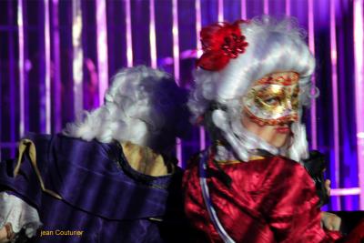 Le grand bal masqué du château de Versailles.  jc-versailles