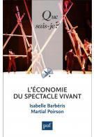 L'économie du spectacle vivant dans analyse de livre 9782130609452