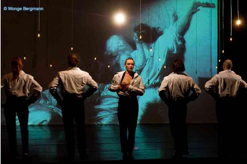Le Pouvoir des folies théâtrales de Jan fabre de-macht.-2012-1