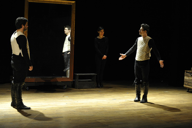 Festival d'Avignon: Hamlet 60 et Banquet shakespeare.  hamlet60
