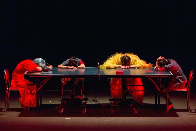 Festival d'Avignon: Ping-Pang Qiu ping-pang-qiu