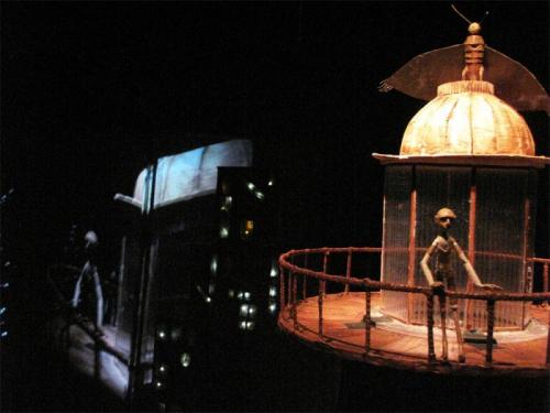 Festival d'Avignon: Théodore, le passager du rêve theodore