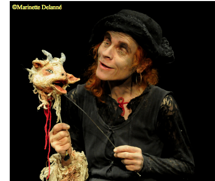Sinon je te mange Marinette Delanné 2