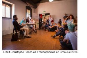FRANCOPHONIES 2016 24 SEPT - IMPARFAIT DU PRÉSENT -L-AVEU-WAEL KADDOUR  -C.PEAN-2877