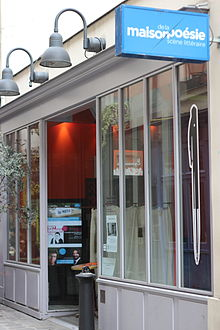 Maison_de_la_Poésie_-_Paris_25_September_2014