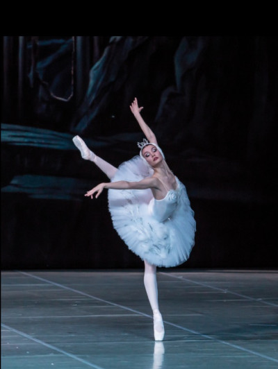 """© Yacobson, St. Petersburg State Academic Ballet Theater""""."""