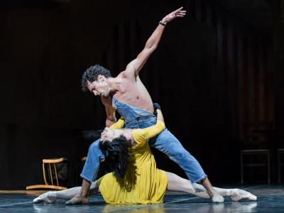 Soirée Roland Petit par le Ballet de l'Opéra de Rome. dans Danse img_9065