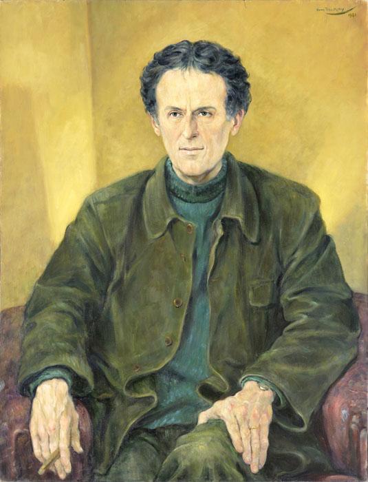 portrait par Boris Taslitzky