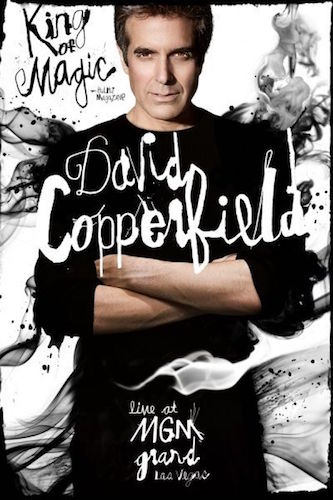 David Copperfiel - MGM Grand - copie