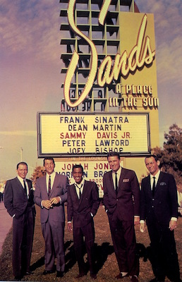 The Rat Pack - The Sands - copie