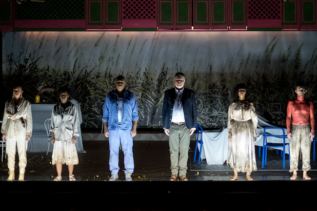 Opera : Le code noir
