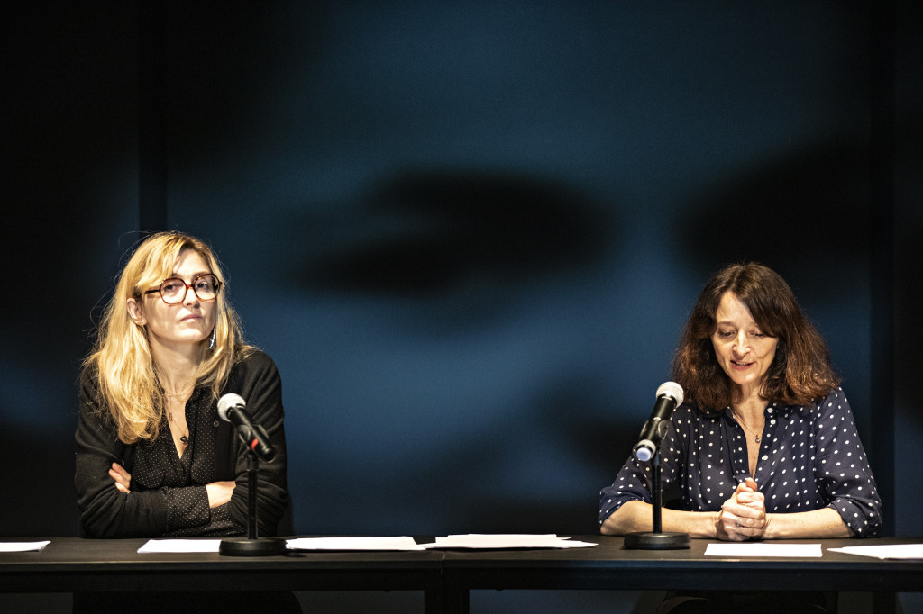 Julie Gayet et Judith Henry © Jean-Louis Fernandez