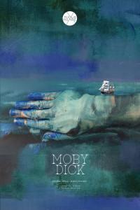 affiche de Moby Dik