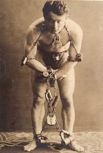 Harry Houdini ( 1874-1926)
