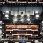 La scène de l'Opéra Bastille