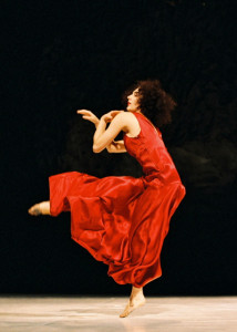 Cristiana Morganti © Ursula Kaufmann