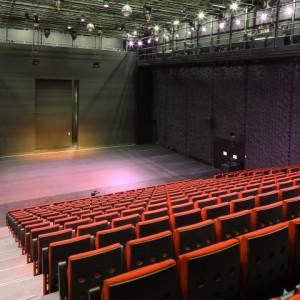 La salle Frimin Gémier au Théâtre National de Chaillot, Paris © Yoann Fitoussi