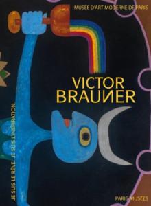 ©x catalogue  de l'exposition Victor Brauner