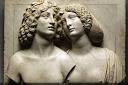 Jeune couple Bacchus et Ariane de Tullio Lombardo