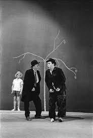 L'arbre sculpté par Giacometti pour En attendant Godot