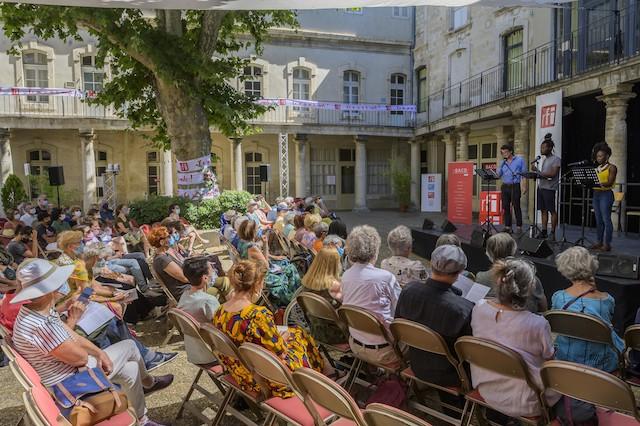 SceĚne - Avignon