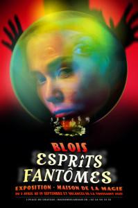 Esprits Fantomes - Credit Ma ison de la Magie R-H 2021
